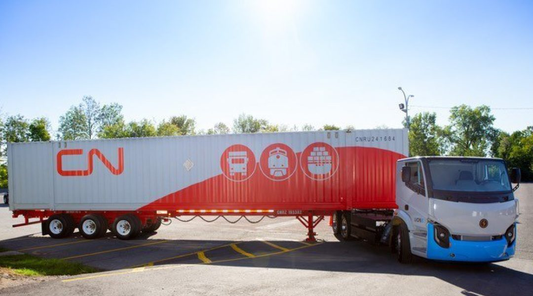 The Lion Electric Co. Receives Largest Order to Date