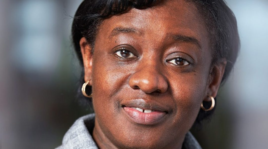 Isabelle Adjahi, Vice President of Investor Relations and Sustainable Development for Lion Electric